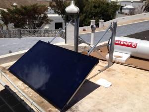 Solaranlage Warmwasser 300 L