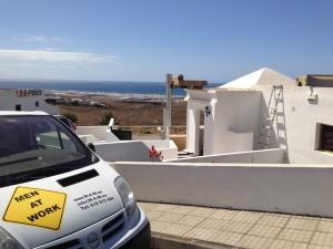 Men At Work Lanzarote Islas-Canarias