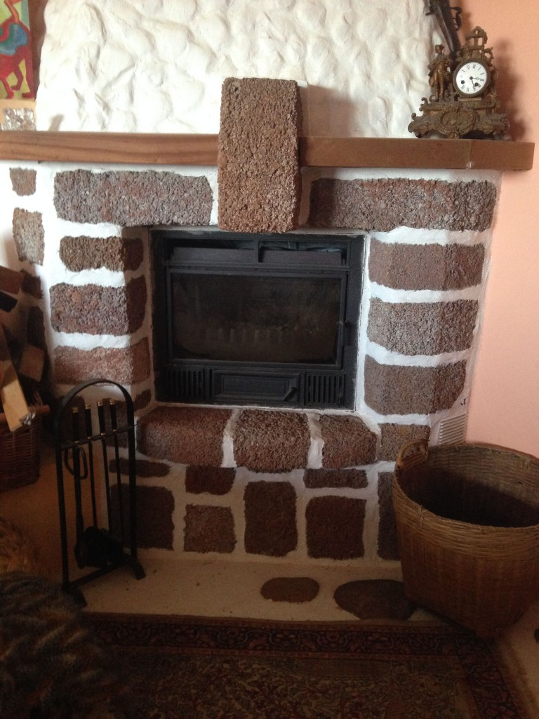 Kamin, Heizung, Fireplace, Heating, Chimenea, Calefacción, Lanzarote