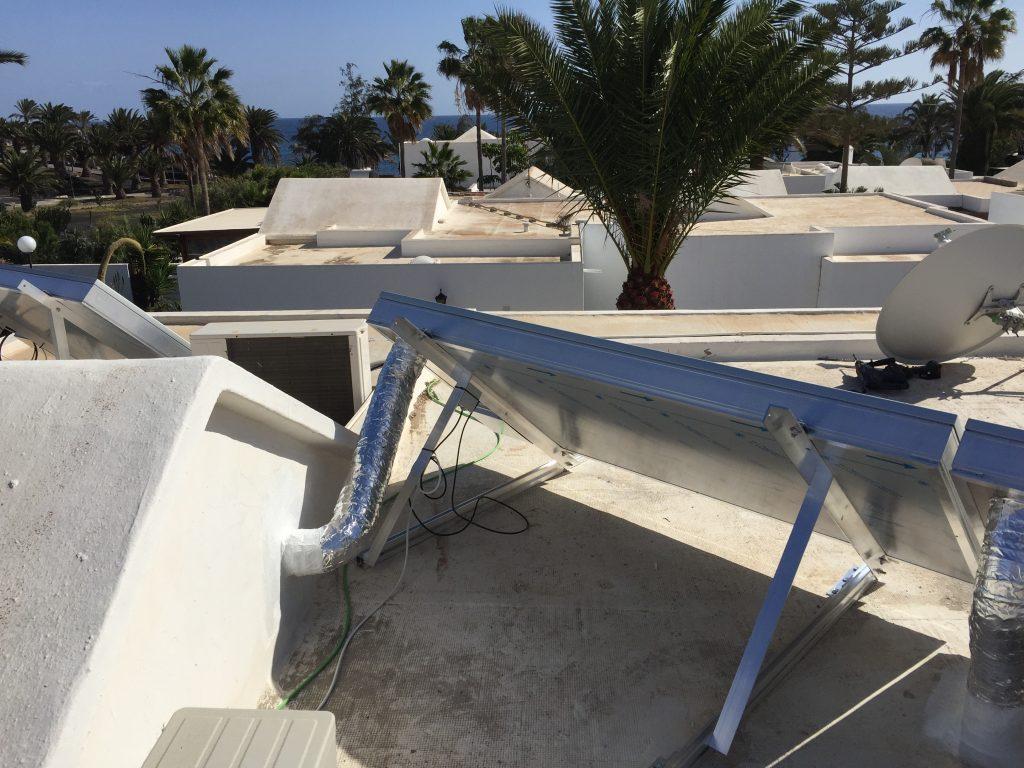 Grammer Solar, Lanzarote, Fuerteventura, Lüften und Heizen Solar